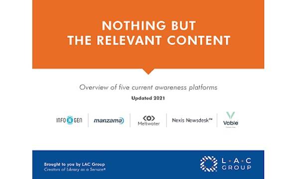 content aggregator report
