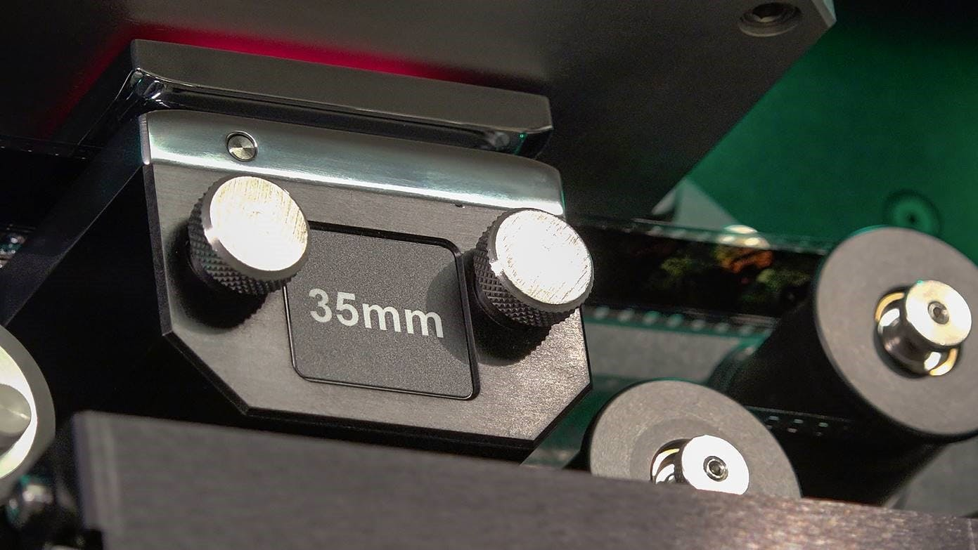 Digital scanning for motion picture film - LAC Group | Knowledge