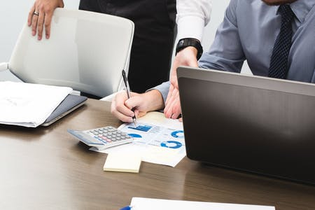 CCM information management services