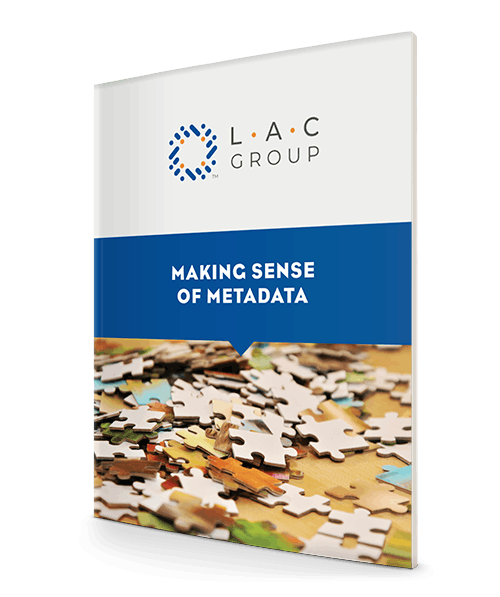Making sense of metadata