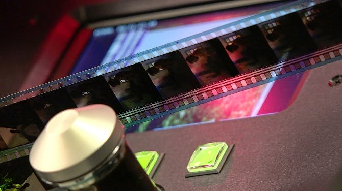 Digital scanning for motion picture film - LAC Group