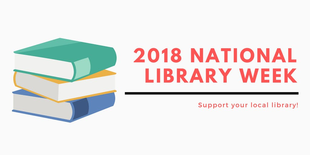2018 National Library Week