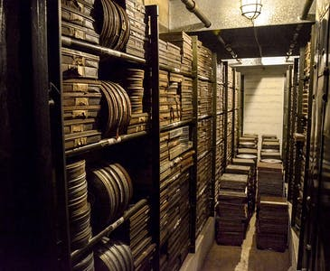 Nitrate vault