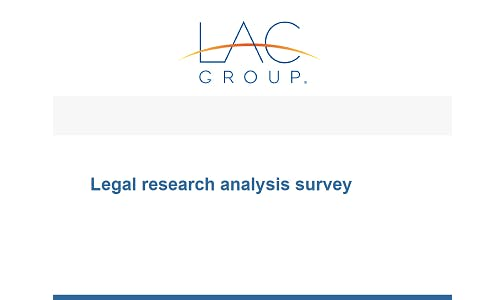 Search algorithms survey
