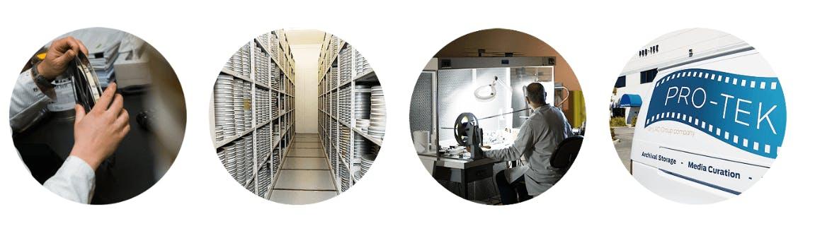 Content & archive services