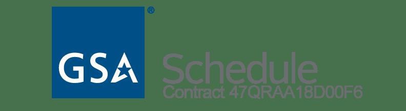 GSA contract 47QRAA18D00F6