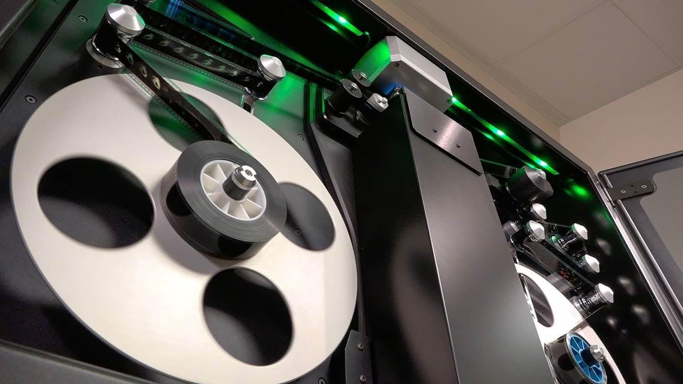 10k scanner film