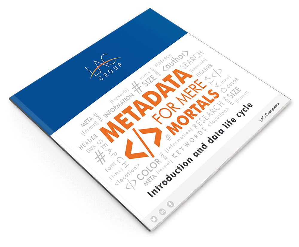 Metadata introduction ebook