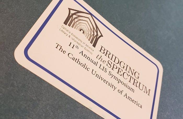 Catholic University LIS Symposium