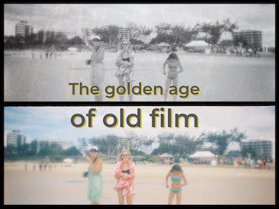 golden age of old film