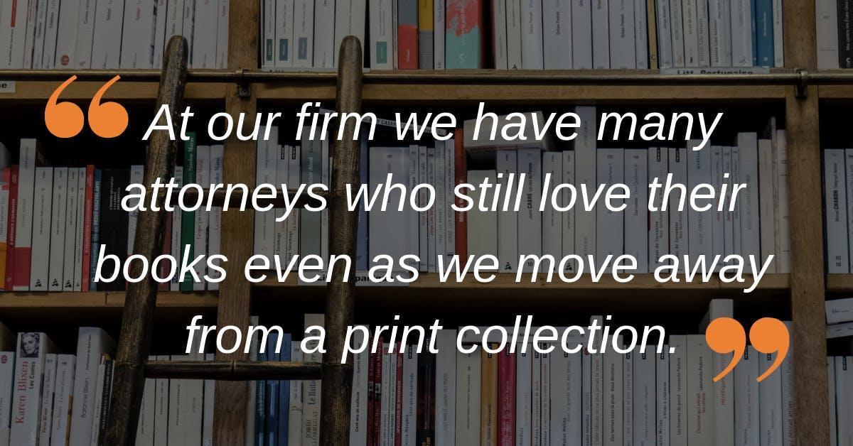 Legal Librarianship quote