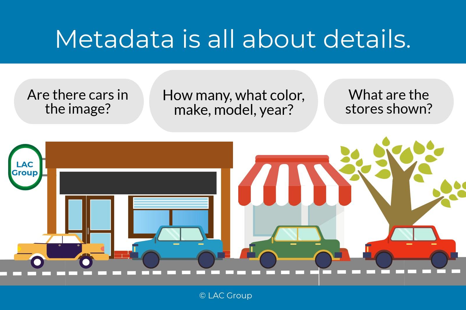 Metadata details