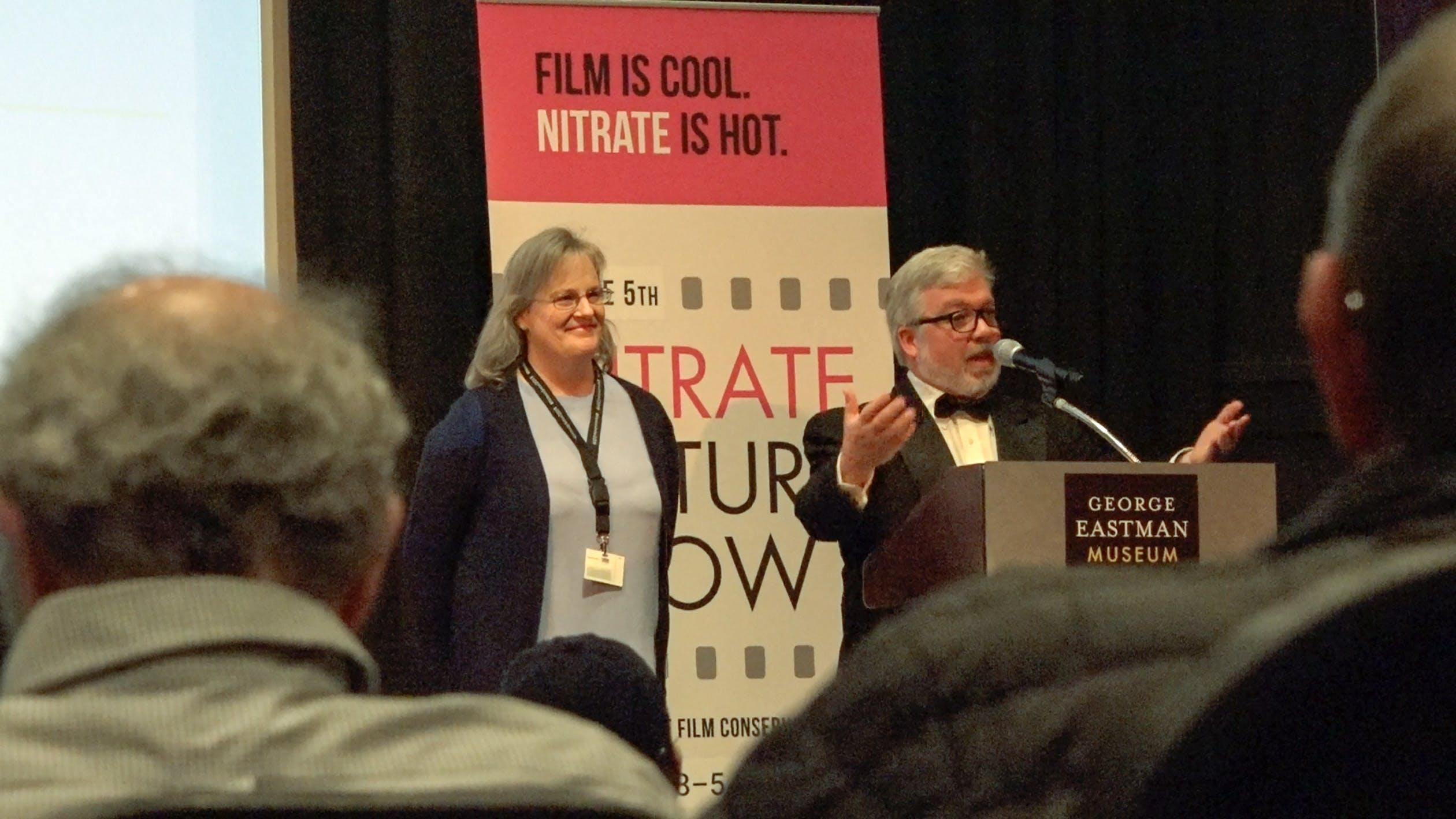 Deborah Stoiber and Jared Case