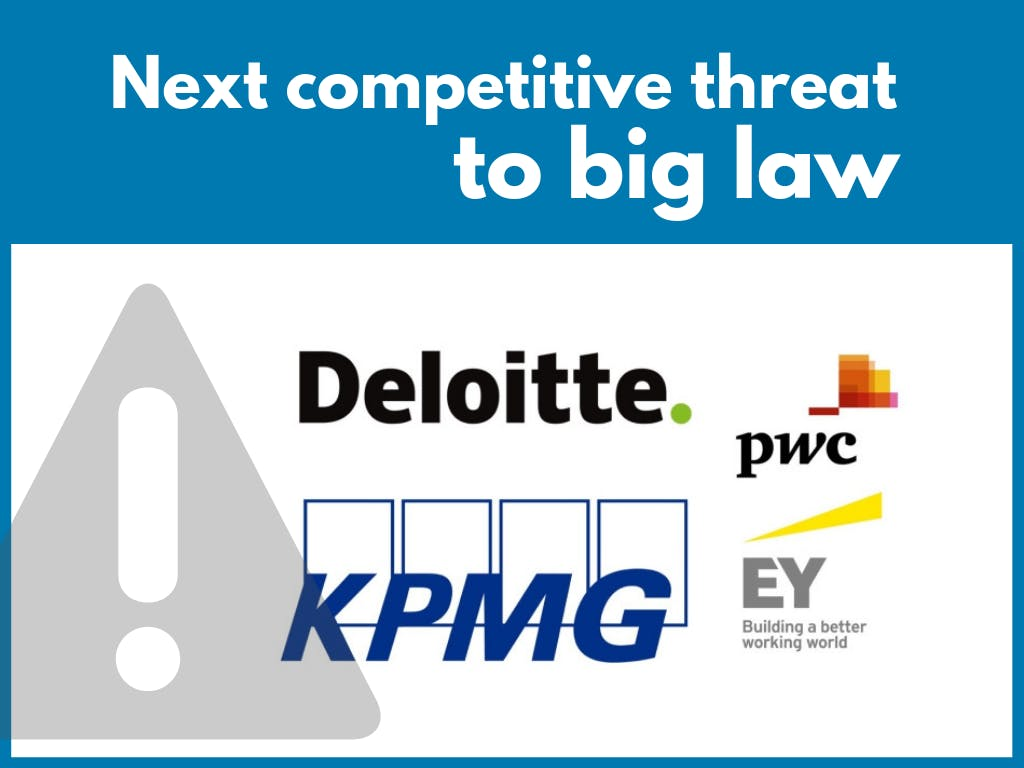 Threats to big law