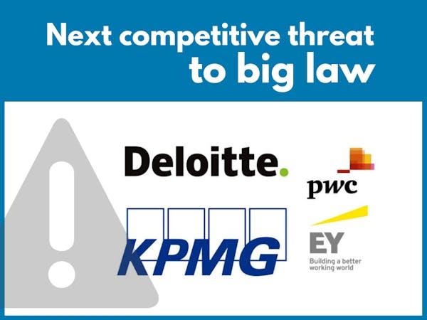 Threats to big law