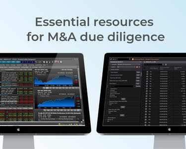 Essential resources for M&A due diligence