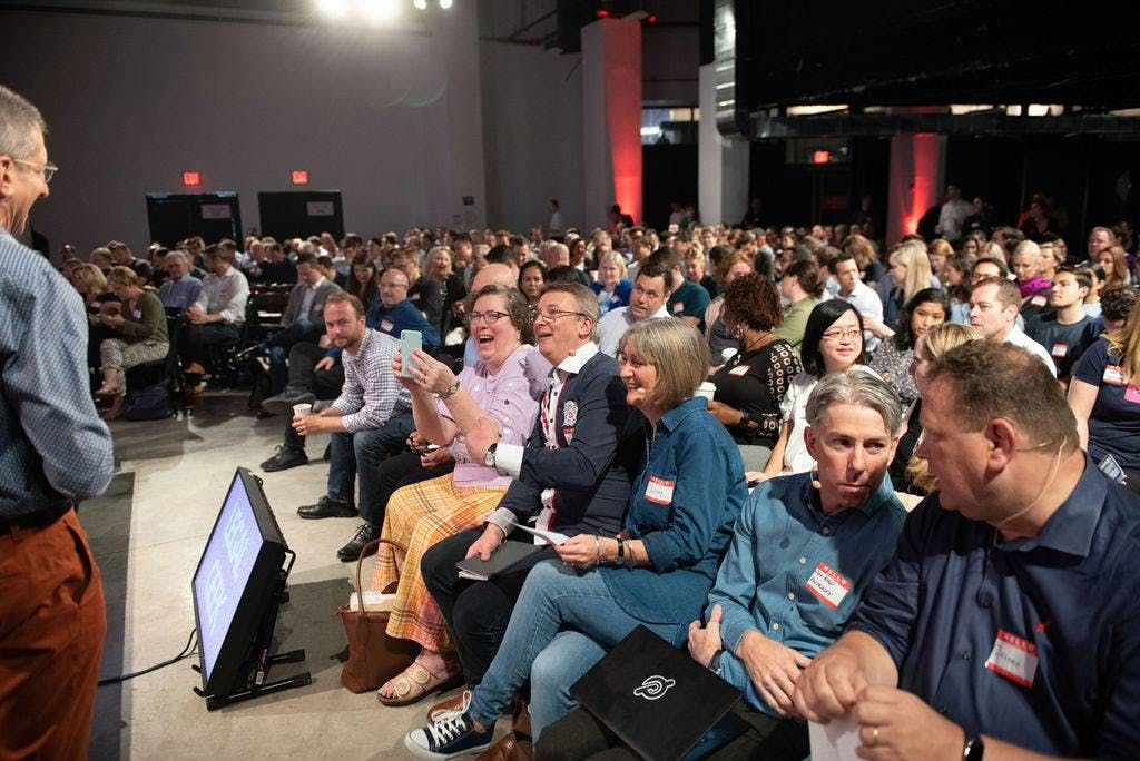 Legal Geek conference 2019