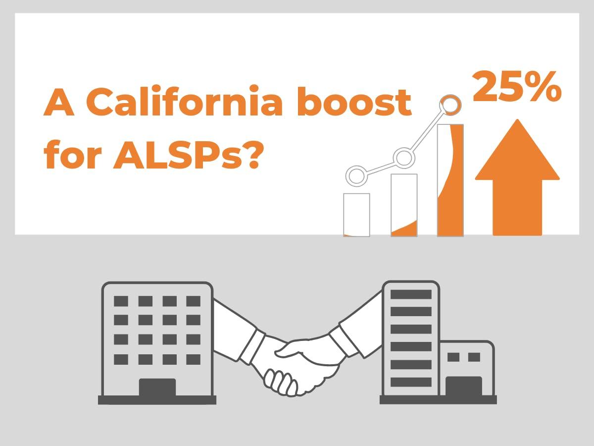 California ALSPs rules