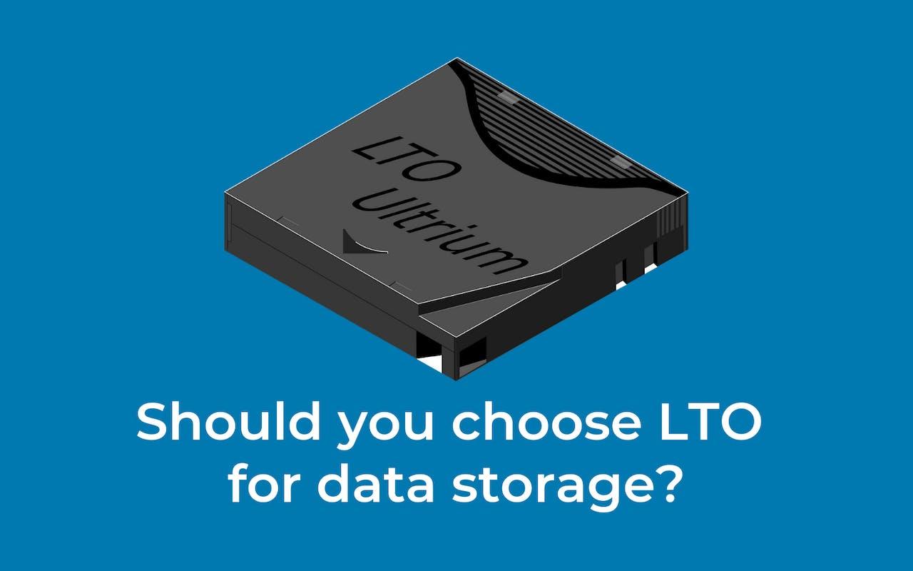 LTO data storage