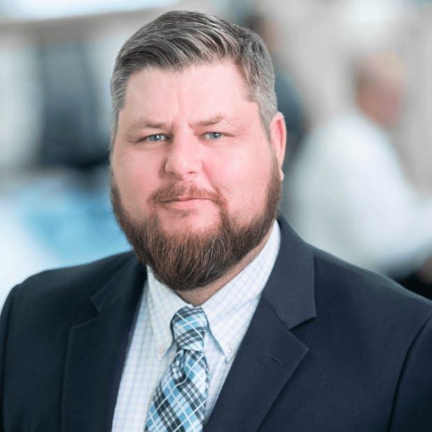 Chris McKee, Operations Director