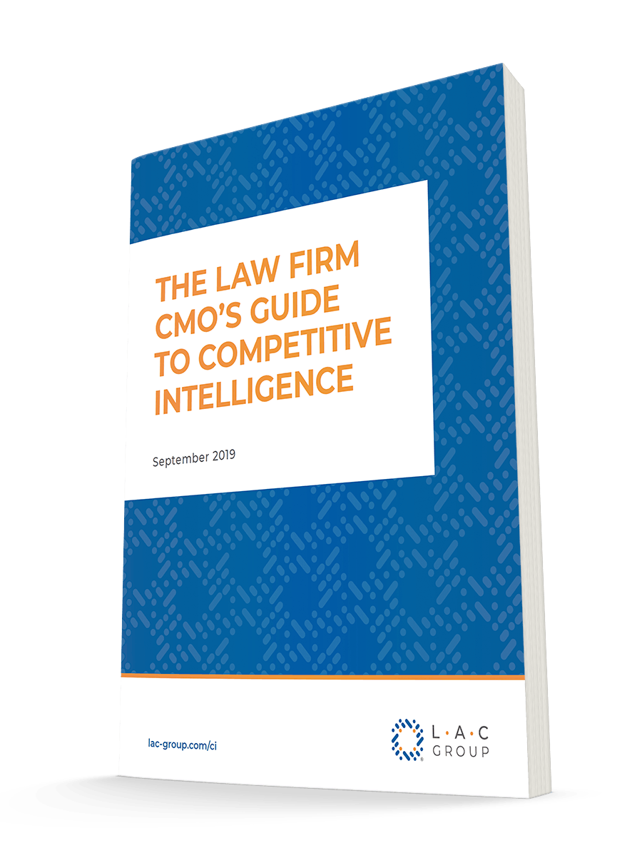 Law firm CMO cover