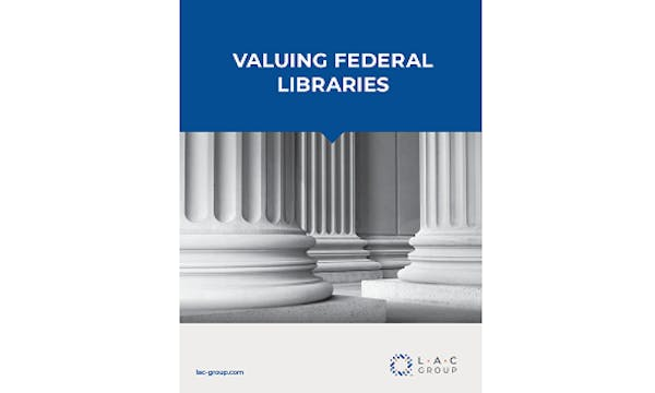 valuing federal libraries