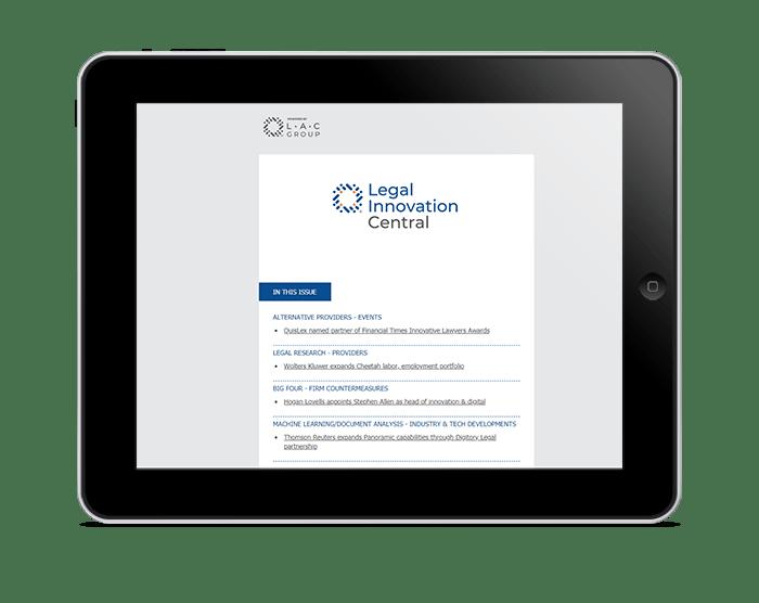 LIC newsletter
