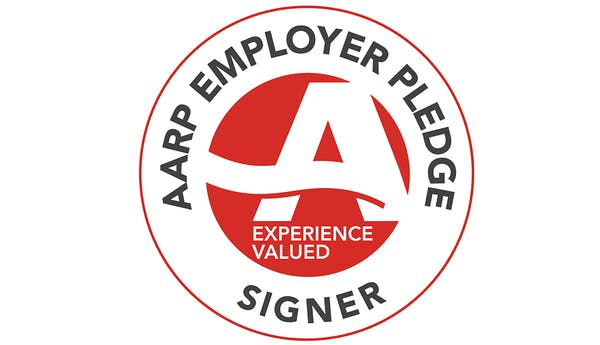AARP employer pledge signer