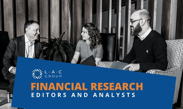 LAC financial research analysts