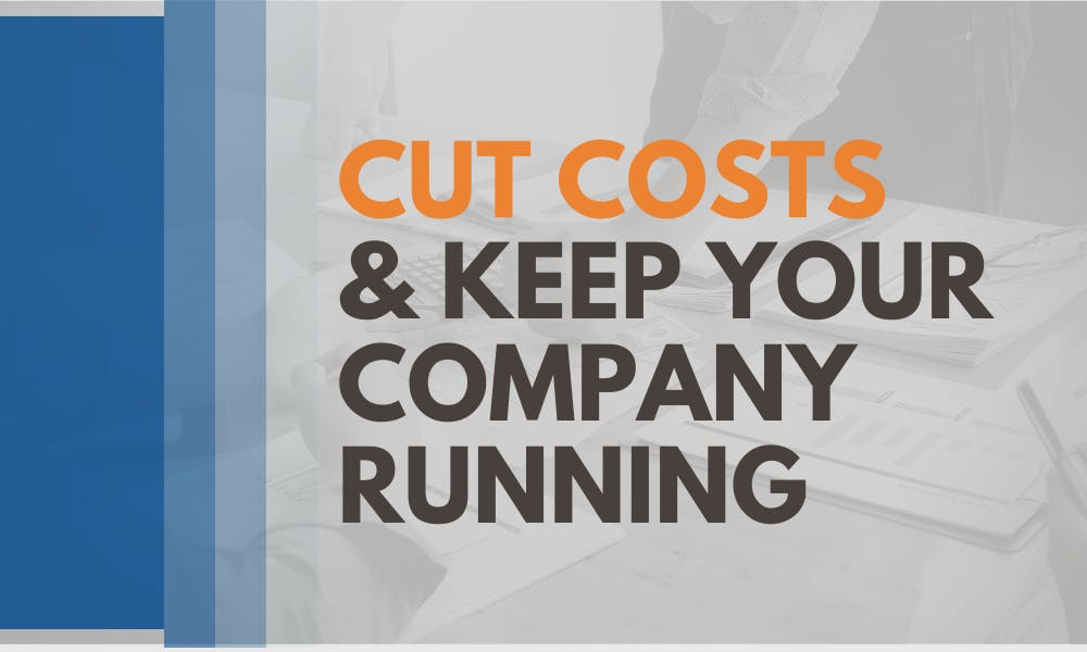cut costs