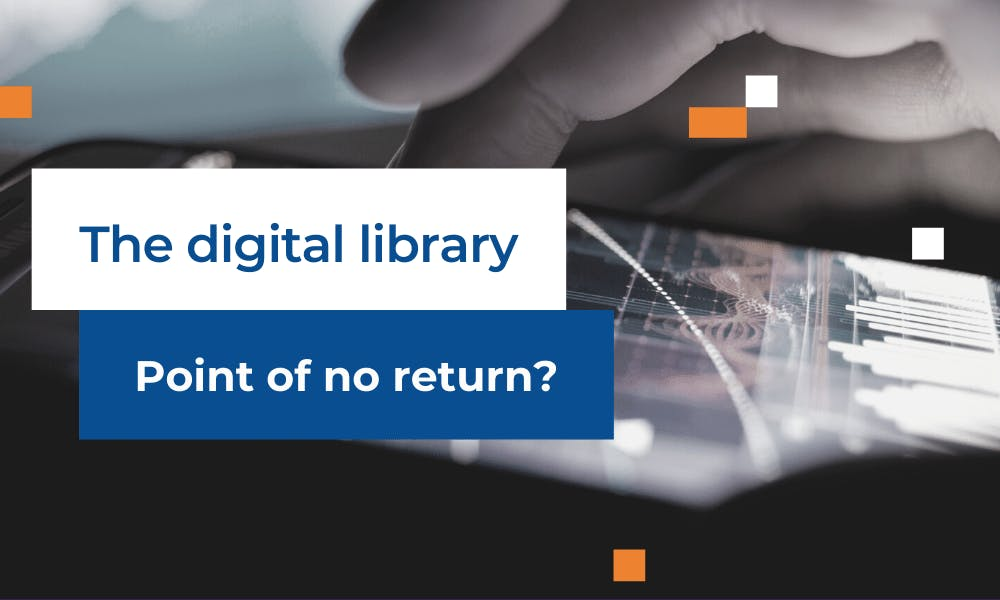 digital library point of no return