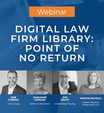 Digital library webinar roll-up
