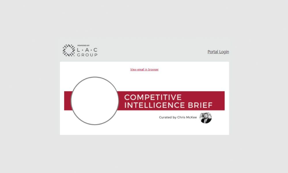 briefing header