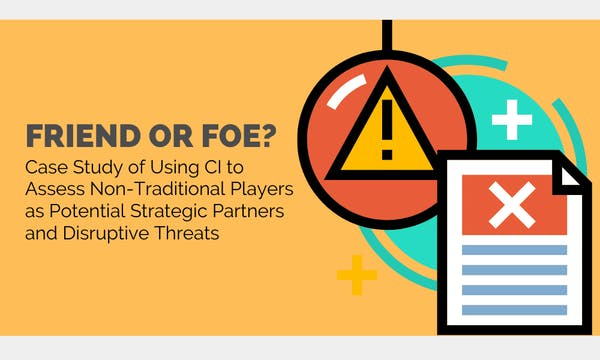 friend or foe using ci to assess partners and threats