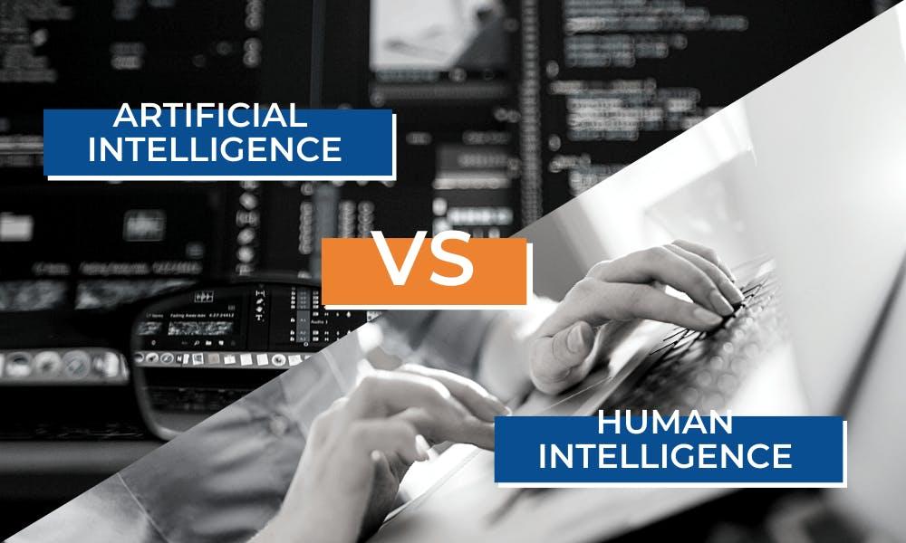 ai vs human intelligence