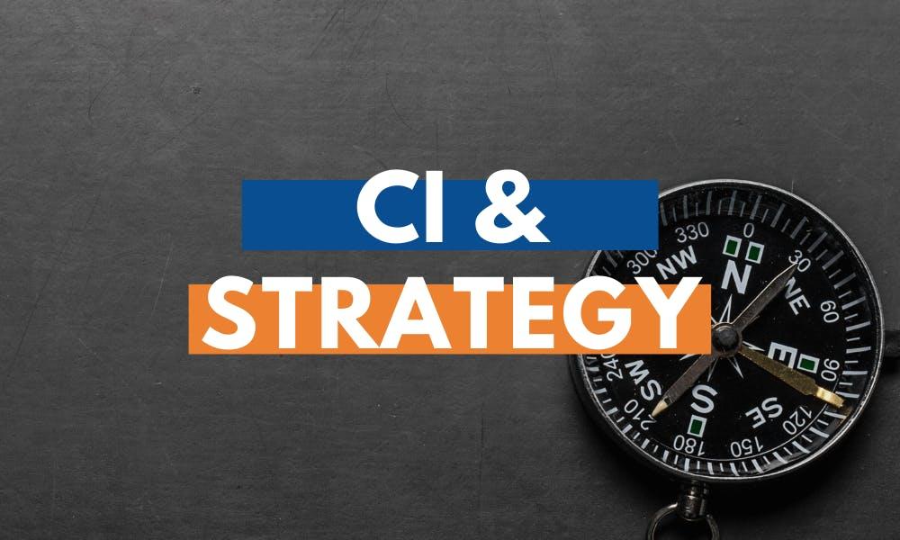 CI & strategy