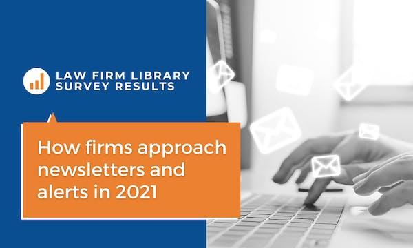 library newsletter survey