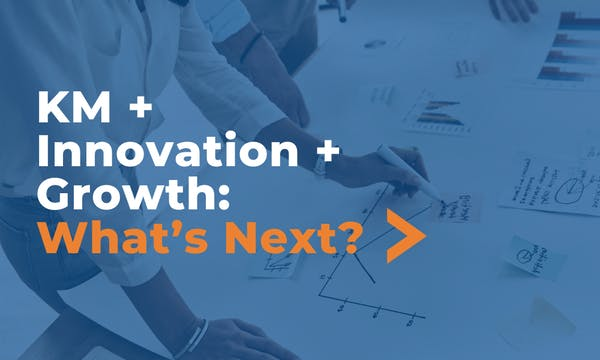 km innovation what's next